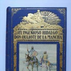 Libros antiguos: DON QUIJOTE DE LA MANCHA. Lote 295843608