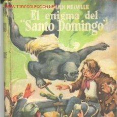 Libros antiguos: EL ENIGMA DEL SANTO DOMINGO. Lote 26810827