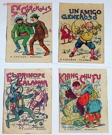 CUATRO ANTIGUOS CUENTOS ORIGINALES DE SATURNINO CALLEJA (Libros Antiguos, Raros y Curiosos - Literatura Infantil y Juvenil - Cuentos)