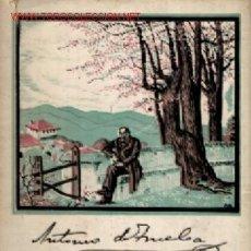 Libros antiguos: OBRAS ESCOGIDAS .. TRUEBA, ANTONIO .. TOMO 3 - MADRID 1945. Lote 23265066