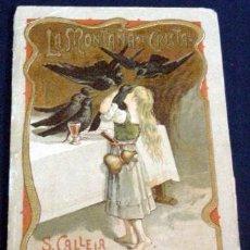Libros antiguos - CUENTO DE CALLEJA LA MONTAÑA DE CRISTAL - 8769829