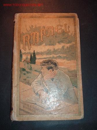 RAFAEL CUENTOS Y FANTASIAS POR ANGEL BUENO ILUSTRACIONES DE BARRIO 2ª EDICION,1901 (Libros Antiguos, Raros y Curiosos - Literatura Infantil y Juvenil - Cuentos)