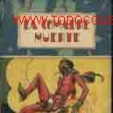 Libros antiguos: LA COMADRE MUERTE. Lote 23182227