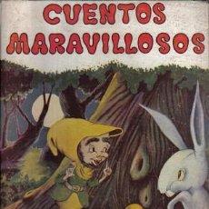 Libros antiguos: CUENTOS MARAVILLOSOS DE 1960. Lote 30379135