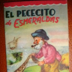Libros antiguos: EL PECECITO DE ESMERALDAS. Lote 22019887
