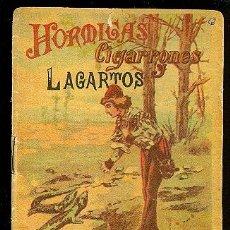 Libros antiguos: CALLEJA ,CUENTOS PARA NIÑOS TOMO 108-HORMIGAS ,CIGARRONES LAGARTOS. Lote 24160845