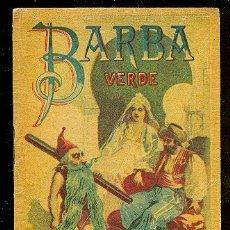 Libros antiguos: CALLEJA ,CUENTOS PARA NIÑOS TOMO 100-BARBA VERDE. Lote 24160840