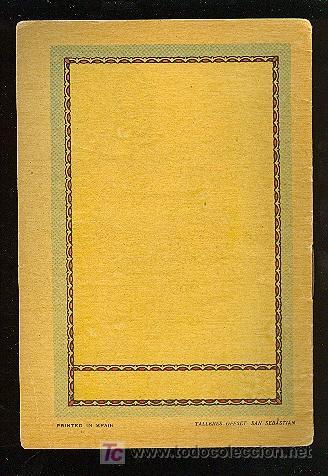 Libros antiguos: CALLEJA ,CUENTOS PARA NIÑOS TOMO 91-EL PRINCIPE RAUL - Foto 3 - 14091280