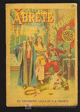 CALLEJA ,CUENTOS PARA NIÑOS TOMO 119-ABRETE SESAMO! (Libros Antiguos, Raros y Curiosos - Literatura Infantil y Juvenil - Cuentos)