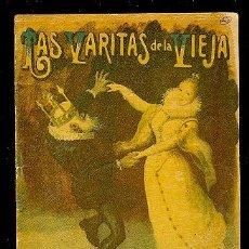 Libros antiguos: CALLEJA ,CUENTOS PARA NIÑOS TOMO 89-LAS VARITAS DE LA VIEJA-MEDIDA:10 CM/14.5 CM. Lote 14091314
