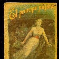 Libros antiguos: CALLEJA ,CUENTOS PARA NIÑOS TOMO 103-EL PRINCIPE PAJARO. MEDIDA:10 CM/14.5 CM. Lote 20403923