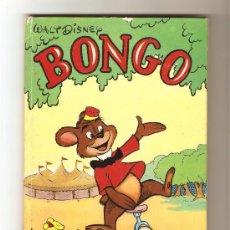 Libros antiguos: BONGO - WALT DISNEY. Lote 24997170