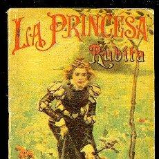 Libros antiguos: CALLEJA ,CUENTOS PARA NIÑOS TOMO 110- LA PRINCESA RUBITA. Lote 24160841