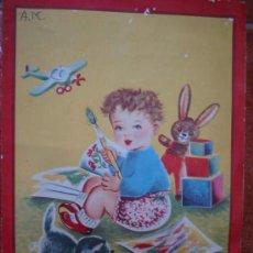 Libros antiguos: CUADERNOS A PINTAR. SERIE EXCELSA. VOL.Nº1. 1959. ED.ROMA. Lote 3913823