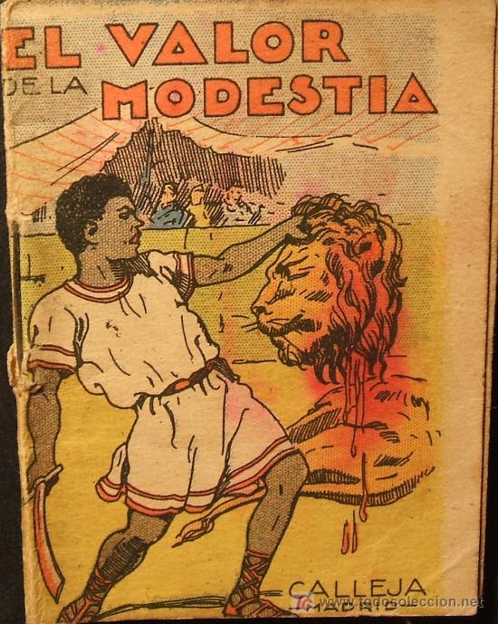 Cuento de calleja el valor de la modestia jug comprar - Libros antiguos valor ...