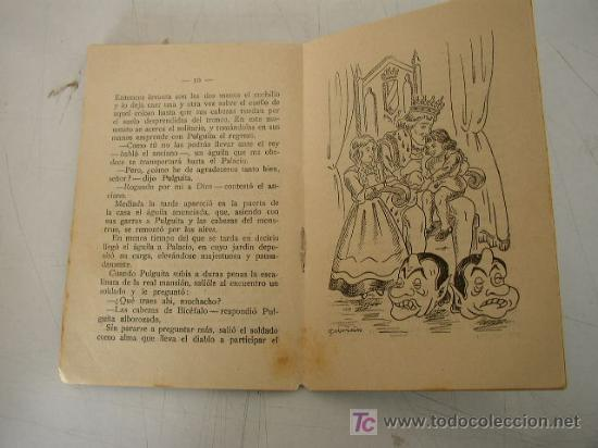 Libros antiguos: COLECCIÓN PULGUITA,VOL. 1-PULGUITA DÁ MUERTE AL GIGANTE BICÉFALO Y LAS HOGUERAS DE SAN JUAN.ED.ROMA - Foto 3 - 20414262