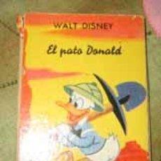 Libros antiguos: ANTIGUO CUENTO FHER DE WALT DISNEY - EL PATO DONALD - . Lote 4116244