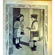 Libros antiguos: GENTE MENUDA (PERIODICO INFANTIL) -DOMINGO 23 DE MAYO DE 1909 AÑO IV NUM.73. Lote 4156607