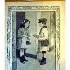 Libros antiguos: GENTE MENUDA (PERIODICO INFANTIL) -DOMINGO 23 DE MAYO DE 1909 AÑO IV NUM.73. Lote 4156609