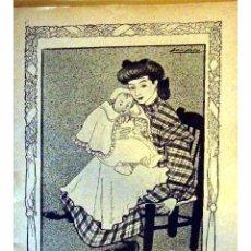 Libros antiguos: GENTE MENUDA (PERIODICO INFANTIL) -DOMINGO 30 DE MAYO DE 1909 AÑO IV NUM.74. Lote 4156613
