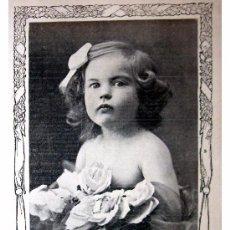 Libros antiguos: GENTE MENUDA (PERIODICO INFANTIL) -DOMINGO 3 DE ABRIL DE 1910 AÑO V NUM.118. Lote 14386741