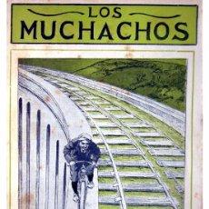 Libros antiguos: LOS MUCHACHOS -SEMANARIO -DOMINGO 2 DE AGOSTO DE 1914 , NUM.12. Lote 14348362