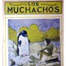 Libros antiguos: LOS MUCHACHOS -SEMANARIO -DOMINGO 24 DE ENERO DE 1915 , NUM.37. Lote 4215305