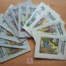 Libros antiguos: NARRACIONES Y CUENTOS SERIE A COMPLETA - 12 EJEMPLARES - EDITORIAL LUMEN SIN FECHA - IMPECABLES. Lote 25951259