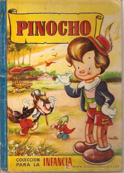 Coleccion Para La Infancia Cuento De Pinocho Comprar