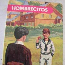 Libros antiguos: HOMBRECITOS-EDITORIAL FELICIDAD- 1966- FHER-128 PÁG. ILUSTRADO, MIDE 17.50 X 12.5 CM. CARTONÉ EDT.. Lote 21178174