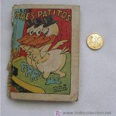 Libros antiguos: TESORO DE CUENTOS INFANTILES MINILIBRO ED. BRUGUERA. Lote 26378244