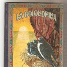 Libros antiguos: LA GOLONDRINA. IDILIO. .-MANUEL MARINEL-LO (DIBUJOS DE RICARDO OPISSO) . Lote 16728154