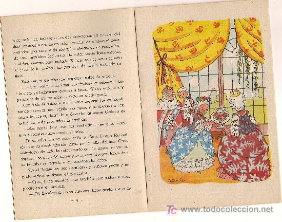 Libros antiguos: Manojo de cuentos / Dib. Ferrandiz . Serie A nº 8. Contiene 6 vols.+ estuche. Col.Campanillas. - Foto 3 - 16288900