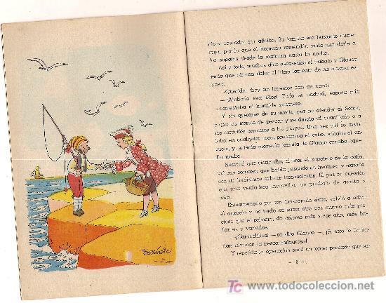 Libros antiguos: Manojo de cuentos / Dib. Ferrandiz . Serie A nº 8. Contiene 6 vols.+ estuche. Col.Campanillas. - Foto 4 - 16288900