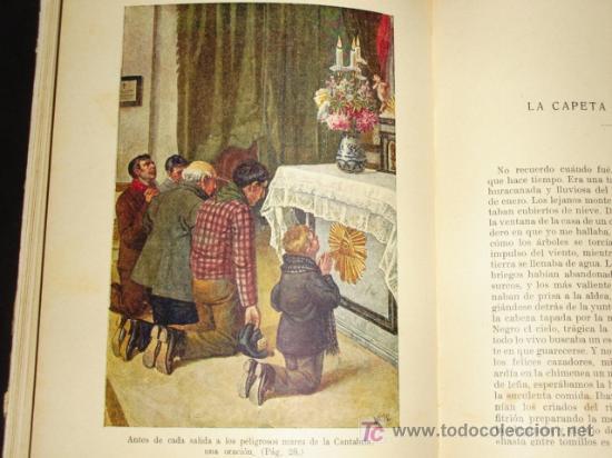 Libros antiguos: BIBLIOTECA PARA NIÑOS -LECTURAS INFANTILES - RAMON SOPENA EDITOR (FOTOS ADICIONALES) - Foto 3 - 19352860