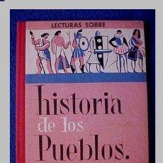 Libros antiguos: LIBRO ESCOLAR LIBRO ESCUELA. Lote 26813953