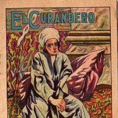 Libros antiguos: EL CURANDERO, SATURNINO CALLEJA, MADRID, CUENTOS PARA NIÑOS, TOMO 22. Lote 6481433