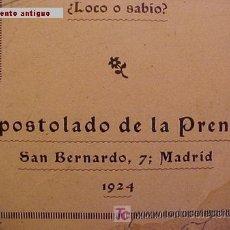 Libros antiguos: CUENTO ANTIGUO 1924. Lote 26559944