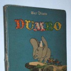 Libros antiguos: DUMBO - WALT DISNEY. Lote 26801385
