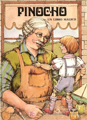 CUENTO MAGICO PINOCHO (Libros Antiguos, Raros y Curiosos - Literatura Infantil y Juvenil - Cuentos)