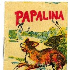 Libros antiguos: CUENTO CALLEJA PEQUEÑO, PINOCHO, PAPALINA, T63. Lote 6934811