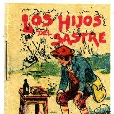 Libros antiguos: CUENTO CALLEJA PEQUEÑO, PINOCHO, LOS HIJOS DEL SASTRE, T76. Lote 6934914