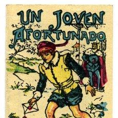 Libros antiguos: CUENTO CALLEJA PEQUEÑO, PINOCHO, UN JOVEN AFORTUNADO, T164. Lote 6943271