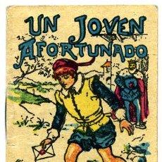 Libros antiguos: CUENTO CALLEJA PEQUEÑO, PINOCHO, UN JOVEN AFORTUNADO, T164BIS. Lote 6943276