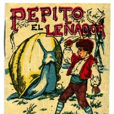 Libros antiguos: CUENTO CALLEJA PEQUEÑO, PINOCHO, PEPITO EL LEÑADOR, T253. Lote 6947668