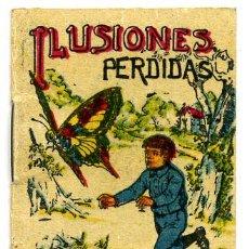 Libros antiguos: CUENTO CALLEJA PEQUEÑO, PINOCHO, ILUSIONES PERDIDAS, T264. Lote 6947759