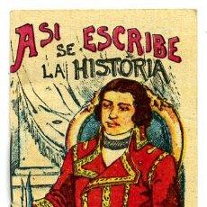 Libros antiguos - CUENTO CALLEJA PEQUEÑO, PINOCHO, ASI SE ESCRIBE LA HISTORIA, T270 - 6947799