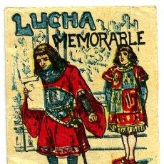 Libros antiguos: CUENTO CALLEJA PEQUEÑO, PINOCHO, LUCHA MEMORABLE, T280. Lote 6947857