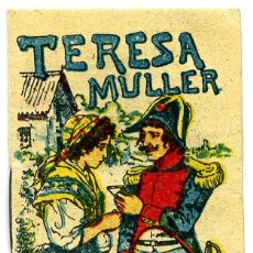 Libros antiguos: CUENTO CALLEJA PEQUEÑO, PINOCHO, TERESA MULLER, T290. Lote 6947907