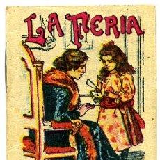 Libros antiguos: CUENTO CALLEJA PEQUEÑO, PINOCHO, LA FERIA, T297. Lote 6947935